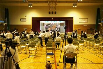 砂川中学校